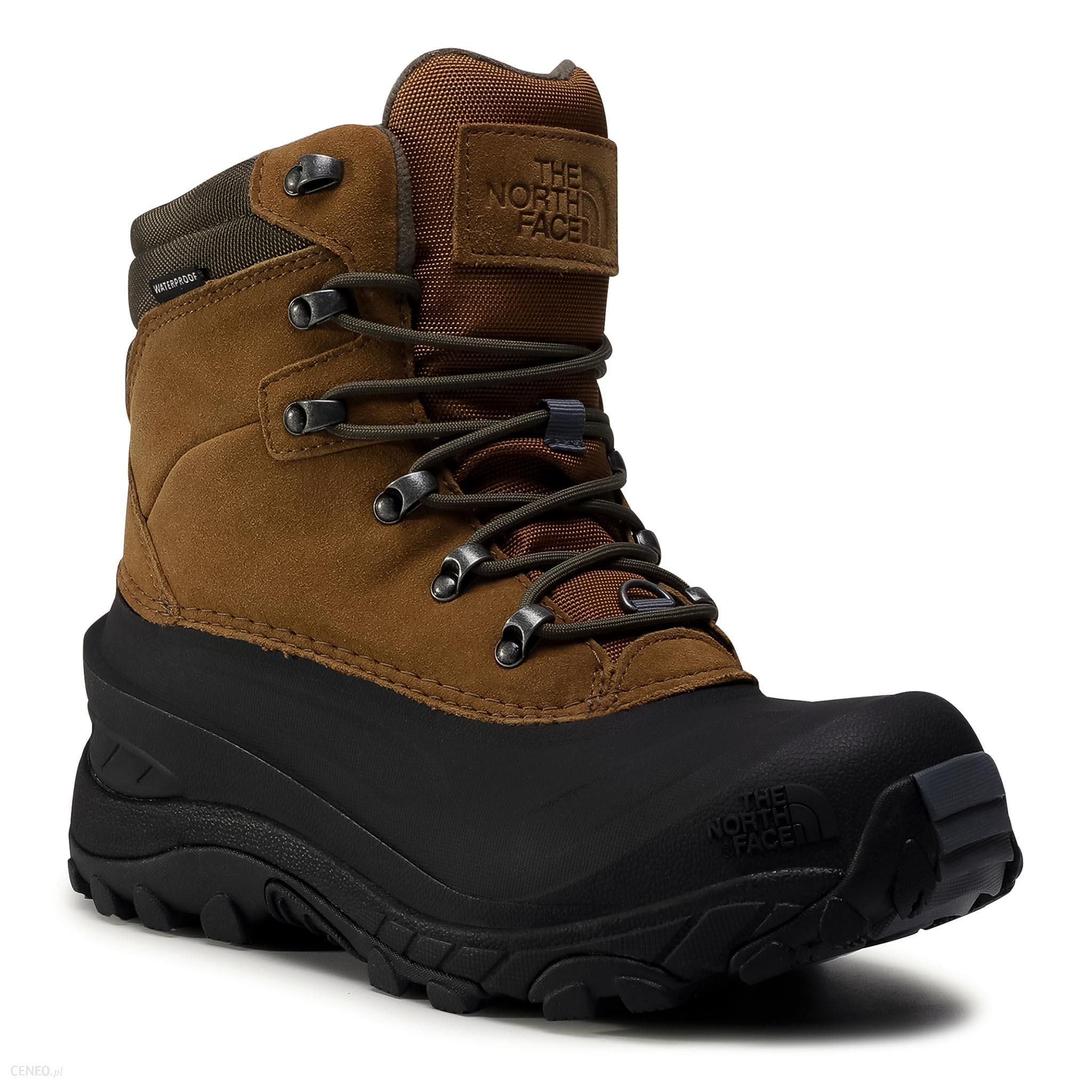 The North Face Chilkat Iv Nf0A4Oafve01 Utility Brown New Taupe Green post thumbnail image