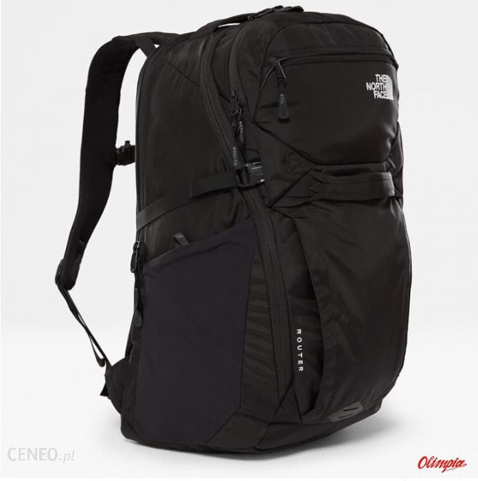 The North Face Router TNF 40L Czarny post thumbnail image
