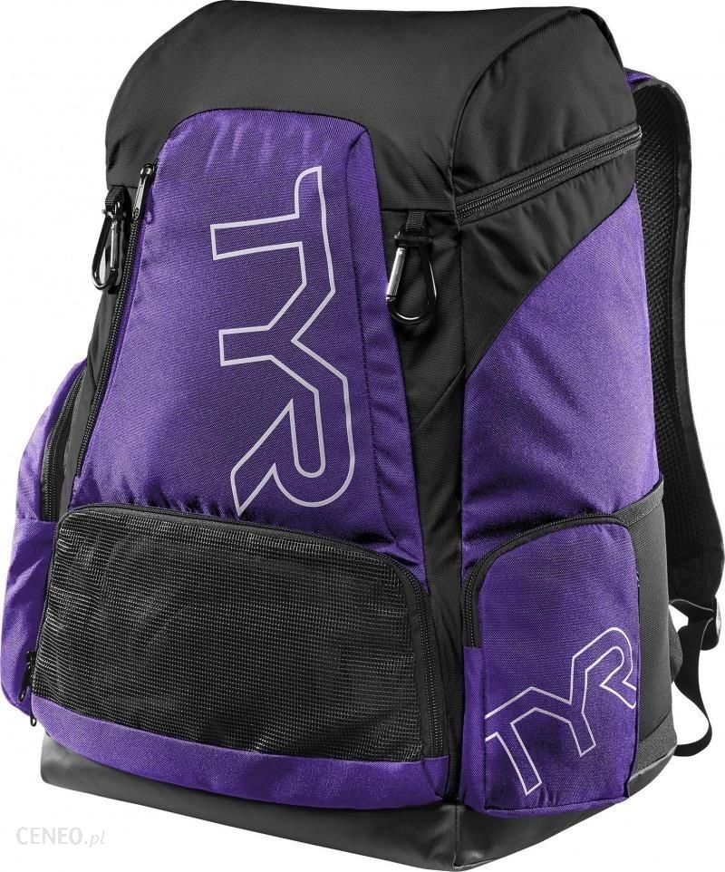 Tyr Alliance Team Backpack 45L Czarno Fioletowy post thumbnail image