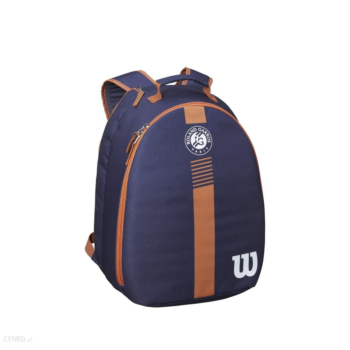Wilson Roland Garros Youth Backpack Navy Clay Wr8007101001 post thumbnail image