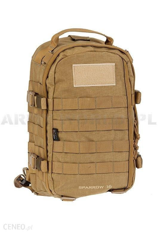 Wisport Military Sparrow 16 Coyote 29l Beżowy post thumbnail image